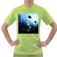 Wolfs Green T Shirt