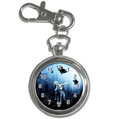 Wolfs Key Chain Watches