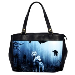 Wolfs Oversize Office Handbag (2 Sides)