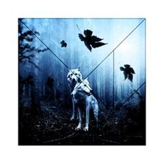 Wolfs Acrylic Tangram Puzzle (6  X 6 )