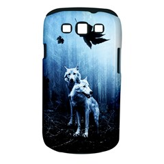 Wolfs Samsung Galaxy S Iii Classic Hardshell Case (pc+silicone)