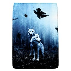 Wolfs Removable Flap Cover (l) by Valentinaart