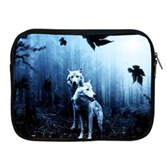 Wolfs Apple Ipad 2/3/4 Zipper Cases