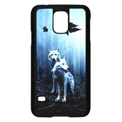 Wolfs Samsung Galaxy S5 Case (black)