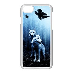 Wolfs Apple Iphone 7 Seamless Case (white)