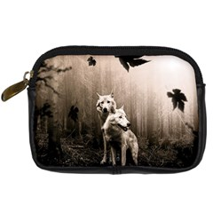 Wolfs Digital Camera Leather Case
