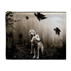 Wolfs Cosmetic Bag (xl)