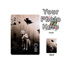 Wolfs Playing Cards 54 (mini)