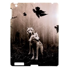 Wolfs Apple Ipad 3/4 Hardshell Case