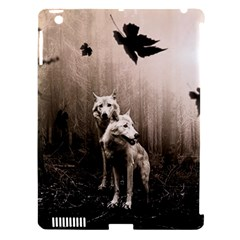 Wolfs Apple Ipad 3/4 Hardshell Case (compatible With Smart Cover)