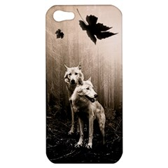 Wolfs Apple Iphone 5 Hardshell Case