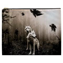 Wolfs Cosmetic Bag (xxxl)