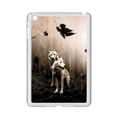 Wolfs Ipad Mini 2 Enamel Coated Cases