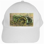 john deere mC big White Cap