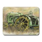 john deere mC big Small Mousepad