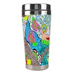 Angel Pyramid Blaster Stainless Steel Travel Tumblers