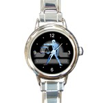 LIBRA ZODIAC SIGN (SEP 23-OCT 22) ITALIAN CHARM WATCH