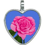 Roses Collections Heart Necklace