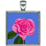 Roses Collections Square Necklace