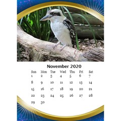 Jane Desktop Calendar With Class In Blue (6x8 5) By Deborah   Desktop Calendar 6  X 8 5    Mwhy9s74r32q   Www Artscow Com Nov 2019