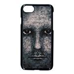 Foam Man Photo Manipulation Poster Apple iPhone 8 Seamless Case (Black)