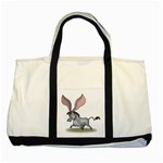 Big ears Two Tone Tote Bag