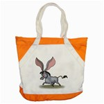 Big ears Accent Tote Bag