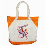 Herald Donkey Accent Tote Bag