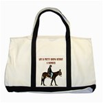 Mammoth Two Tone Tote Bag