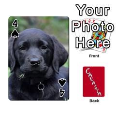 Cansta Cards1 By Karen Van Front - Spade4