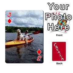 Jack Cansta Cards1 By Karen Van Front - DiamondJ
