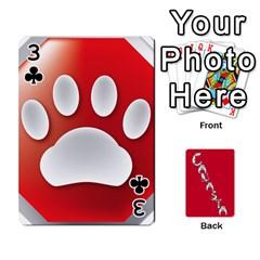 Cansta Cards1 By Karen Van Front - Club3