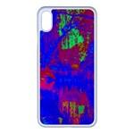 Atomic Garden Apple iPhone XS Max Seamless Case (White)