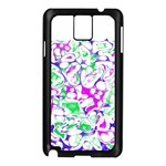 Sketchlines02 Samsung Galaxy Note 3 N9005 Case (Black)