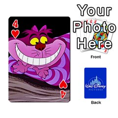 Cartes Disney Classique By Panicalltime Front - Heart4