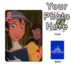 Cartes Disney Classique By Panicalltime Front - Heart8