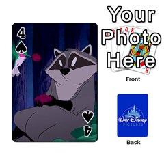 Cartes Disney Classique By Panicalltime Front - Spade4