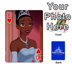 Cartes Disney Classique By Panicalltime Front - Heart10