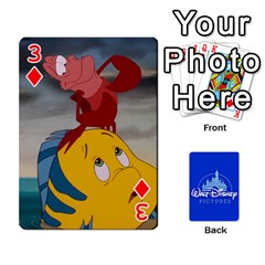 Cartes Disney Classique By Panicalltime Front - Diamond3