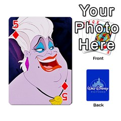 Cartes Disney Classique By Panicalltime Front - Diamond5