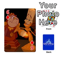 Cartes Disney Classique By Panicalltime Front - Diamond6