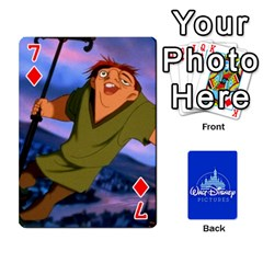 Cartes Disney Classique By Panicalltime Front - Diamond7