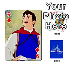 Cartes Disney Classique By Panicalltime Front - Diamond9