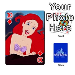 Cartes Disney Classique By Panicalltime Front - Diamond10