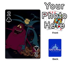 Cartes Disney Classique By Panicalltime Front - Club2