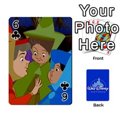 Cartes Disney Classique By Panicalltime Front - Club6