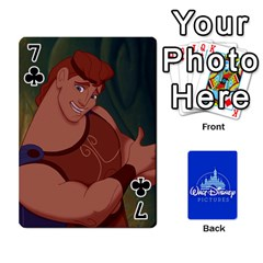 Cartes Disney Classique By Panicalltime Front - Club7