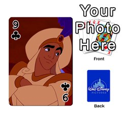 Cartes Disney Classique By Panicalltime Front - Club9