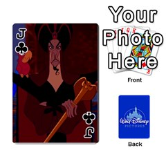Jack Cartes Disney Classique By Panicalltime Front - ClubJ