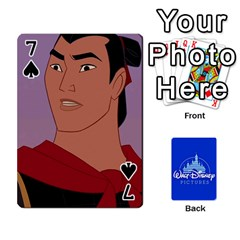 Cartes Disney Classique By Panicalltime Front - Spade7